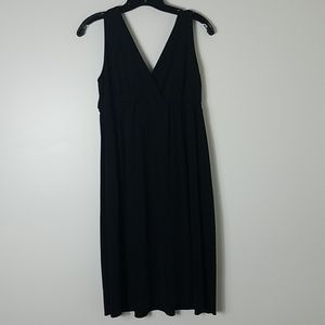 Oleg Cassini little black dress size large